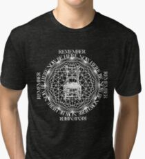 Be Here Now Tri-blend T-Shirt