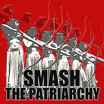 HD - SMASH THE PATRIARCHY  by mindthecherry