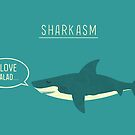 Sharkasm by Teo Zirinis