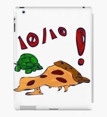TMNT - Turtle Pizza Awesome iPad Case/Skin