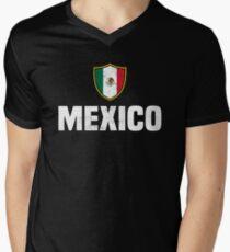 Mexico Men's V-Neck T-Shirt