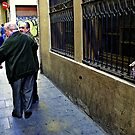 """...standing on charisma again..."" [P1200499 _Qtpfsgui _GIMP] by Juan Antonio Zamarripa [Esqueda]"