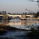 Old Fort Bayou Bridge by Jonicool