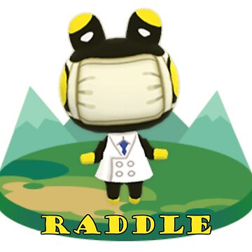 Animal Crossing Pocket Camp Raddle Announce by dubukat