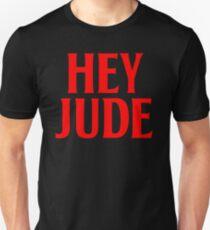Hey Jude Slim Fit T-Shirt