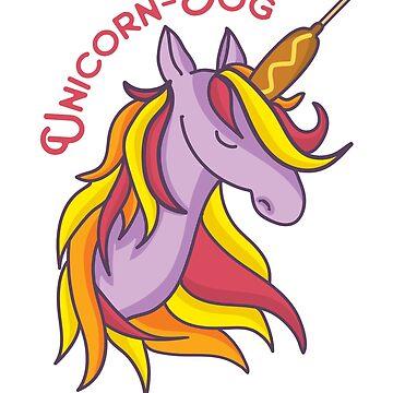 Magical Unicorn-Dog by WilsonReserve