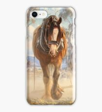 The Clydesdale iPhone Case/Skin