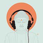 Buddha : Listen to Om! by Thoth Adan