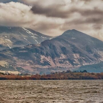 Skiddaw, The Lake District, Keswick, United Kingdom by scribblechap