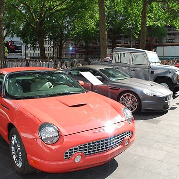 Spy cars in action 007 by santoshputhran