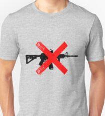 Ban Bump Stock Assault Rifles  Unisex T-Shirt