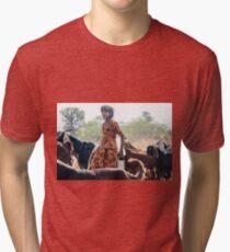 Goatherder Tri-blend T-Shirt