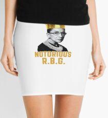 Notorious RBG Mini Skirt