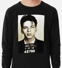 Mugshot Collection - Frank Sinatra Lightweight Sweatshirt