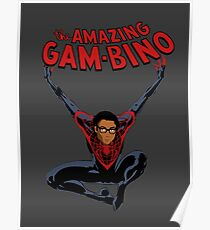 The Amazing Childish Gambino  Poster