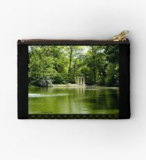 The Temple of Love at Longwood Gardens Studio Pouch