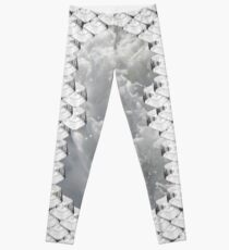 Silver Koi Leggings