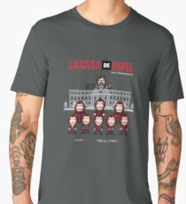 La casa de papel Men's Premium T-Shirt