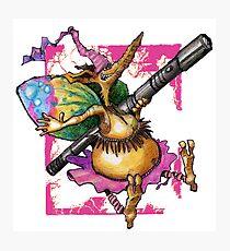 Troll Fairy - Stank Photographic Print