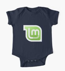 Linux Mint One Piece - Short Sleeve