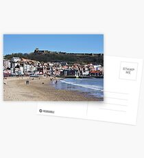 Scarborough Postcards