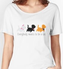 The Aristocats Women's Relaxed Fit T-Shirt