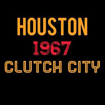 Houston Clutch City by ElizaGraceDance