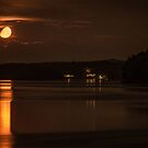 Moon on the Lake by EthanQuin