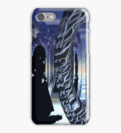Lost in the Mists of Time iPhone Case/Skin