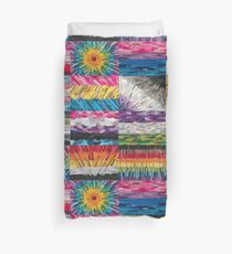 Collage of Pride Flags Duvet Cover