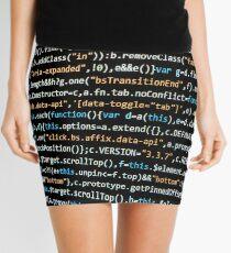 Programming Language Mini Skirt