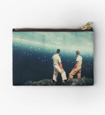 The Earth was crying and We were There Studio Pouch