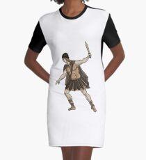 Vestido camiseta Greek God