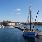 Concarneau pier and Marina jetty  - Brittany by 29Breizh33
