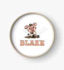 Blake Piggy Clock