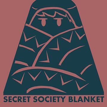 Secret Society BLANKET Logo by EpcotServo