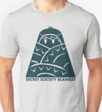 Secret Society BLANKET Logo Unisex T-Shirt
