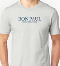 Ron Paul 2012 - Restore America Now Unisex T-Shirt