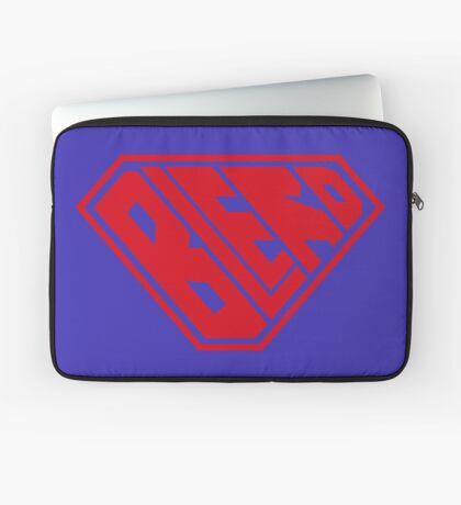 Blerd SuperEmpowered (Red) Laptop Sleeve