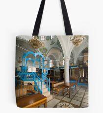 Abuhav Synagogue #3 Tote Bag