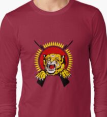 Unisex basic tamil eelam shirt. Long Sleeve T-Shirt
