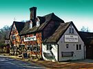 The Lickfold Inn by Colin  Williams Photography
