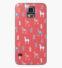 Loco Lama  Hülle & Skin für Samsung Galaxy