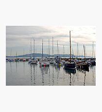Early ,Morning Lyme, Dorset UK  Photographic Print