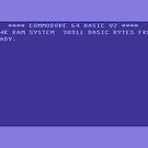 Commodore 64 Boot Screen by ChoccyHobNob