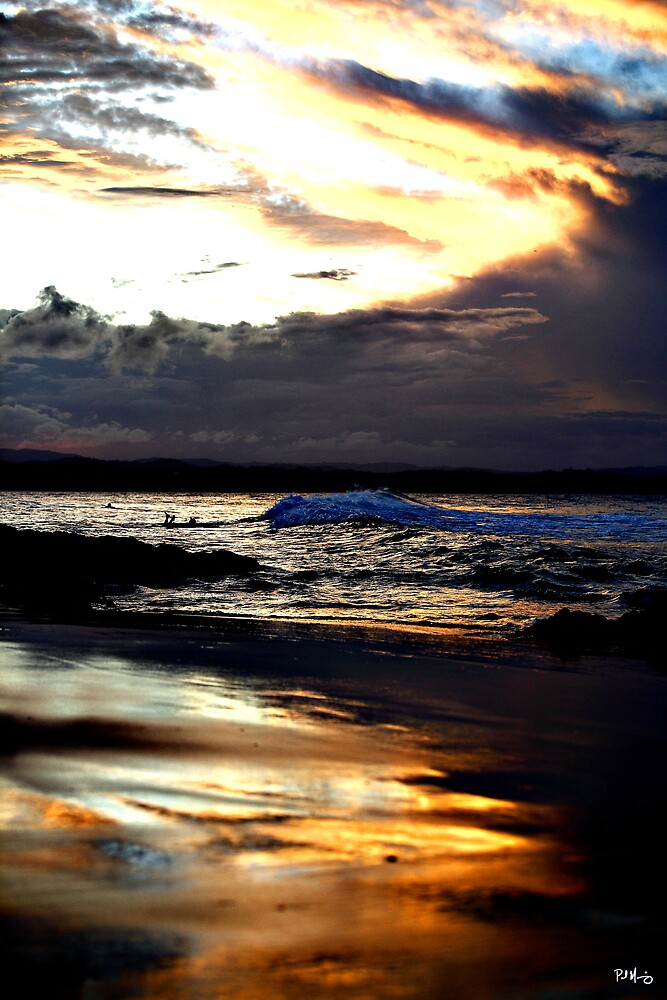 Reflected Glory... by Paul Manning