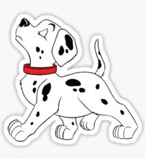101 Dalmatians Sticker