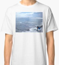 Afternoon In The Surf, Tahiti Classic T-Shirt