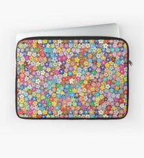Rainbow Sakura Blossoms Laptop Sleeve