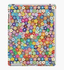Rainbow Sakura Blossoms iPad Case/Skin